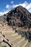 De Ruïnes van Inca Stock Foto's
