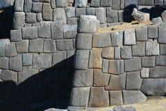 De ruïnes van Inca Stock Fotografie