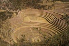 De ruïnes van Inca Royalty-vrije Stock Afbeelding
