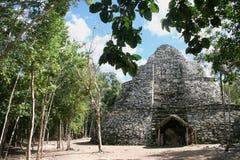 De ruïnes van Itza van Chichen Royalty-vrije Stock Foto