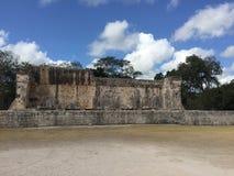 De ruïnes van Mexico Royalty-vrije Stock Foto's