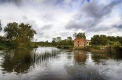 Cutt Watermill Stock Afbeeldingen