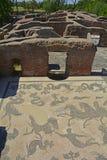 De ruïnes van Ostiaantica Stock Foto