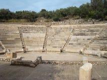 De ruïnes van oud Stock Afbeeldingen