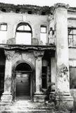 De ruïnes van de oude manor Grebnevo royalty-vrije stock foto's