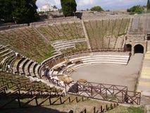 De Ruïnes van Pompei Royalty-vrije Stock Afbeeldingen