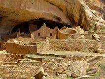 De Ruïnes van Verde van Mesa Royalty-vrije Stock Fotografie