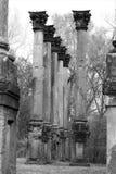 De Ruïnes van Windsor Stock Fotografie