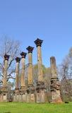 De Ruïnes van Windsor Royalty-vrije Stock Foto