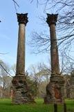De Ruïnes van Windsor Royalty-vrije Stock Foto's