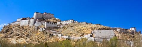 De ruïnes van Zongshan royalty-vrije stock fotografie