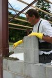 De rubber Bescherming van de Handschoen Stock Afbeeldingen