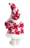 De Rug van de kerstman Royalty-vrije Stock Afbeelding