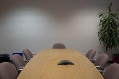 De ruimte van de conferentie stock afbeeldingen