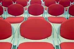 De ruimte van de conferentie - detail Royalty-vrije Stock Foto's