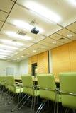 De ruimte van de conferentie/van de vergadering Royalty-vrije Stock Afbeeldingen