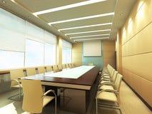 De ruimte van de Conferentie van het bureau Royalty-vrije Stock Foto's
