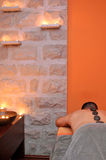 De ruimte van de massage Stock Foto