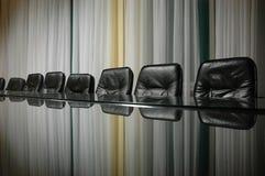 De ruimte van de raad Stock Afbeelding