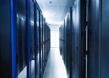 De ruimte van de server Royalty-vrije Stock Foto's