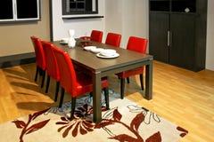 De ruimte van Dinning Stock Fotografie
