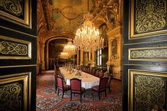 De ruimte van Dinning van Napoleon Royalty-vrije Stock Foto's