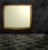 De ruimte van Grunge royalty-vrije stock fotografie