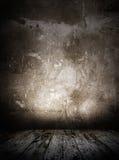 De ruimte van Grunge Stock Foto
