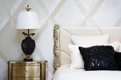 De ruimte van het bed Royalty-vrije Stock Afbeelding