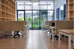 De ruimte van het bureau