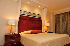 De ruimte van het hotel Stock Fotografie
