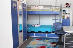 De ruimte van het kind Stock Foto's