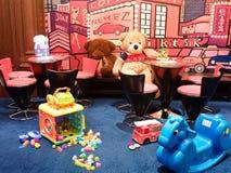 De ruimte van het kind Stock Fotografie