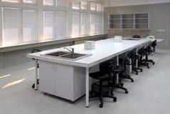 De ruimte van het laboratorium Royalty-vrije Stock Fotografie