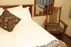 De ruimte van het motel royalty-vrije stock foto's