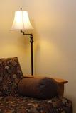 De ruimte van het motel stock fotografie
