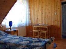 De ruimte van het motel royalty-vrije stock afbeelding