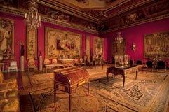 De ruimte van het paleis Stock Fotografie