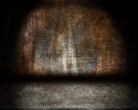 De ruimte van het staal royalty-vrije stock afbeeldingen