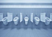 De ruimte van het toilet royalty-vrije stock fotografie