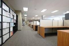 De Ruimte van het werk Stock Afbeelding