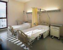 De ruimte van het ziekenhuis royalty-vrije stock foto