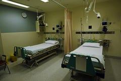 De ruimte van het ziekenhuis Royalty-vrije Stock Afbeeldingen