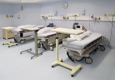 De ruimte van het ziekenhuis Stock Foto's