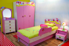 De ruimte van kinderen Royalty-vrije Stock Foto's