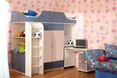 De ruimte van kinderen Stock Fotografie