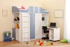 De ruimte van kinderen Royalty-vrije Stock Afbeeldingen