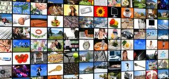 De ruimte van media Royalty-vrije Stock Fotografie