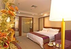 De ruimten van het hotel Stock Fotografie