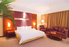 De ruimten van het hotel Royalty-vrije Stock Afbeelding